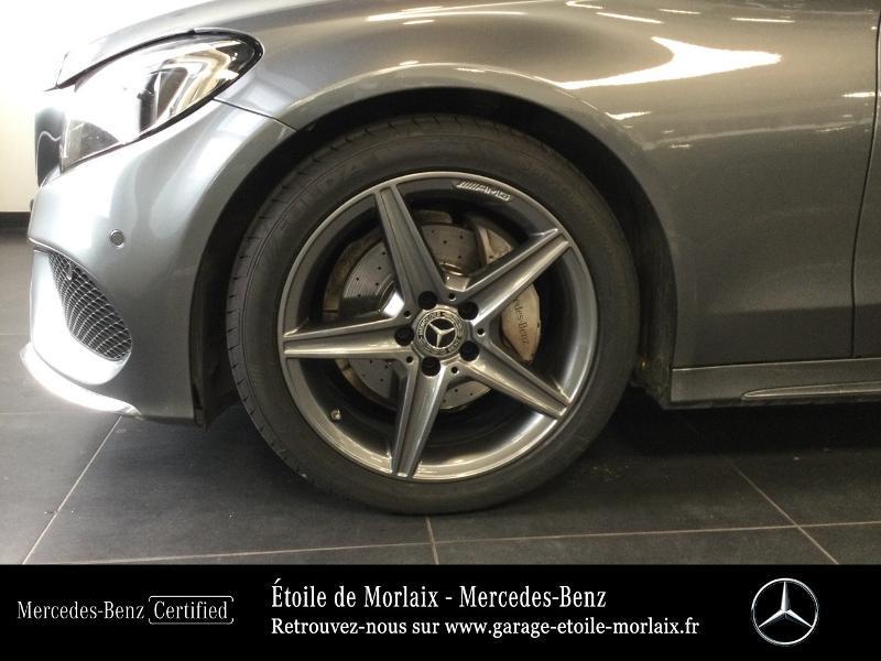 Photo 13 de l'offre de MERCEDES-BENZ Classe C 180 d Sportline 7G-Tronic Plus à 27490€ chez Etoile de Morlaix - Mercedes-Benz Morlaix