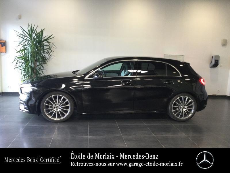 Photo 2 de l'offre de MERCEDES-BENZ Classe A 200 d 150ch AMG Line 8G-DCT à 36990€ chez Etoile de Morlaix - Mercedes-Benz Morlaix
