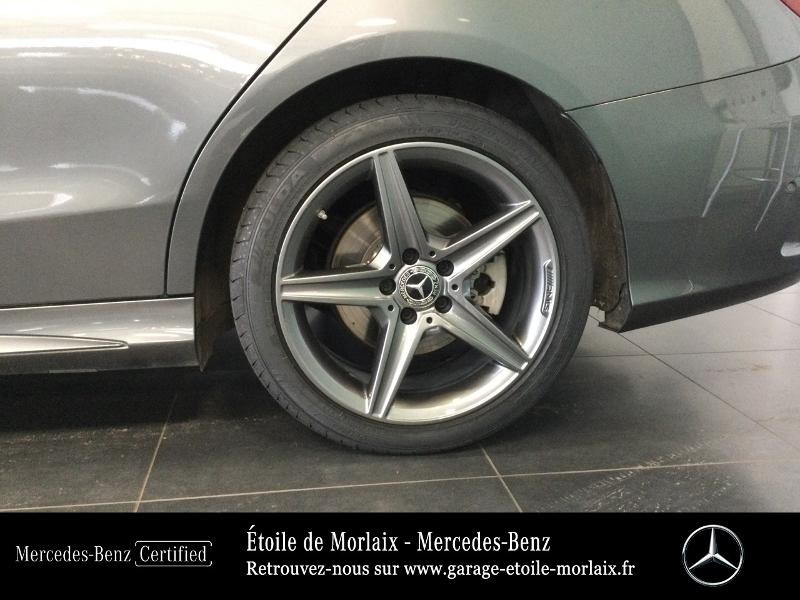 Photo 15 de l'offre de MERCEDES-BENZ Classe C 180 d Sportline 7G-Tronic Plus à 27490€ chez Etoile de Morlaix - Mercedes-Benz Morlaix