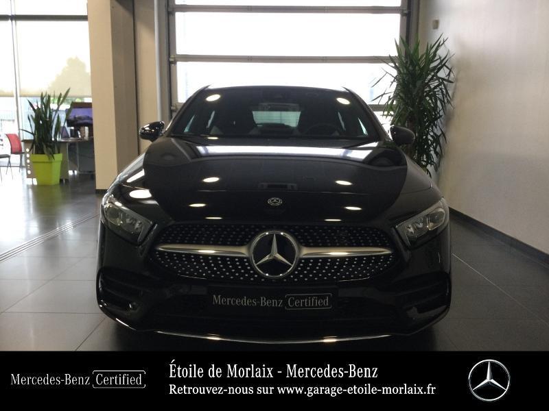 Photo 5 de l'offre de MERCEDES-BENZ Classe A 200 d 150ch AMG Line 8G-DCT à 36990€ chez Etoile de Morlaix - Mercedes-Benz Morlaix