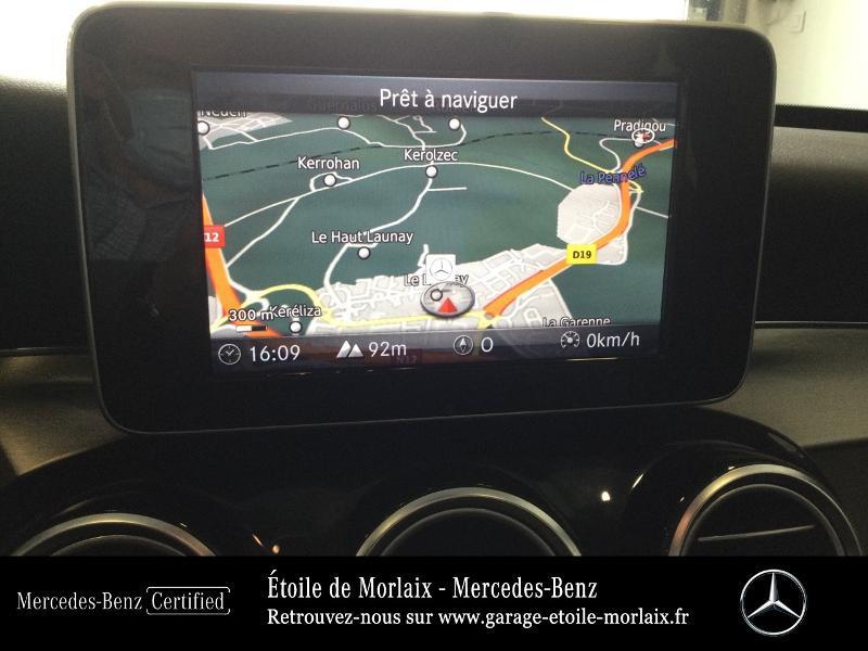 Photo 8 de l'offre de MERCEDES-BENZ Classe C 180 d Sportline 7G-Tronic Plus à 27490€ chez Etoile de Morlaix - Mercedes-Benz Morlaix