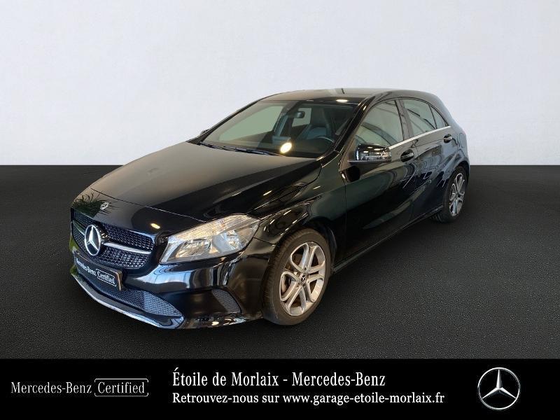 Mercedes-Benz Classe A 160 d Inspiration 7G-DCT Diesel Noir Cosmos Occasion à vendre