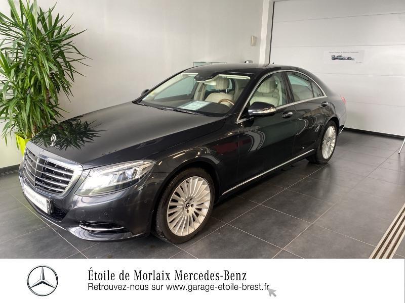 Mercedes-Benz Classe S 350 BlueTEC 7G-Tronic Plus Diesel Noir Magnétite Occasion à vendre