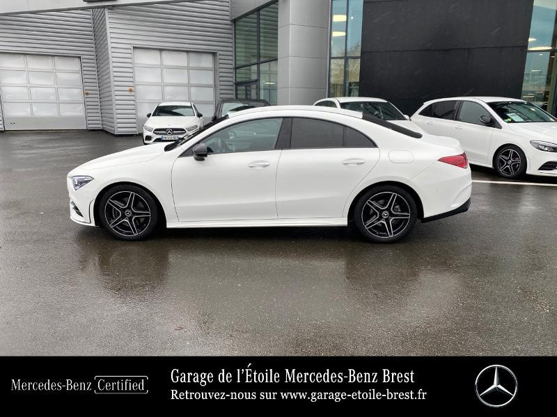 Photo 2 de l'offre de MERCEDES-BENZ CLA 200 d 150ch AMG Line 8G-DCT à 39790€ chez Garage de l'Étoile - Mercedes-Benz Brest