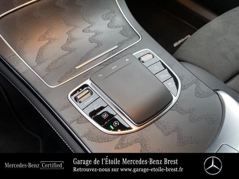 Photo 27 de l'offre de MERCEDES-BENZ GLC 220 d 194ch AMG Line 4Matic Launch Edition 9G-Tronic à 54490€ chez Garage de l'Étoile - Mercedes-Benz Brest