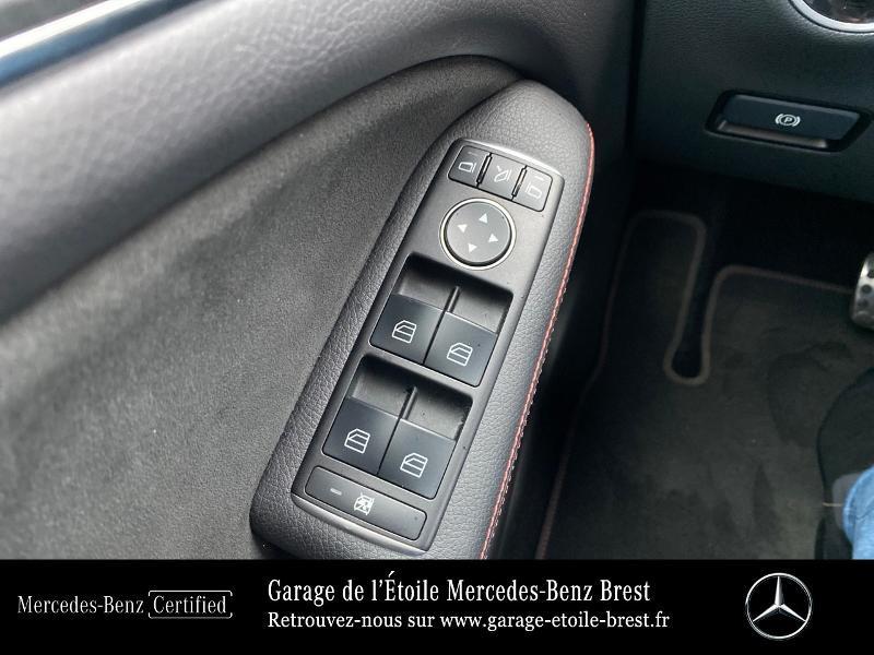 Photo 21 de l'offre de MERCEDES-BENZ Classe B 200 CDI Fascination 7G-DCT à 20890€ chez Garage de l'Étoile - Mercedes-Benz Brest