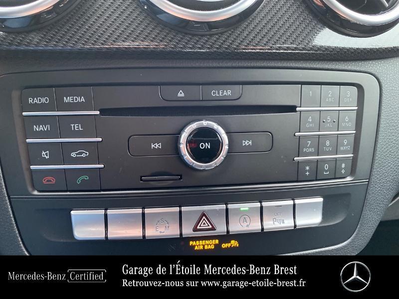Photo 23 de l'offre de MERCEDES-BENZ Classe B 200 CDI Fascination 7G-DCT à 20890€ chez Garage de l'Étoile - Mercedes-Benz Brest