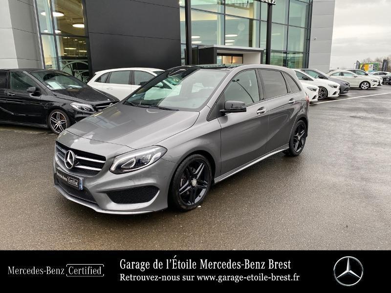 Photo 31 de l'offre de MERCEDES-BENZ Classe B 200 CDI Fascination 7G-DCT à 20890€ chez Garage de l'Étoile - Mercedes-Benz Brest