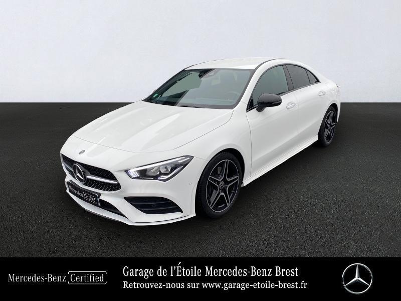 Photo 1 de l'offre de MERCEDES-BENZ CLA 200 d 150ch AMG Line 8G-DCT à 39790€ chez Garage de l'Étoile - Mercedes-Benz Brest