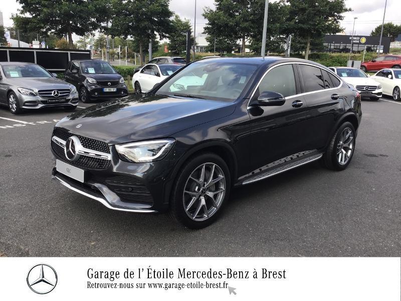 Photo 25 de l'offre de MERCEDES-BENZ GLC Coupe 300 258ch EQ Boost AMG Line 4Matic 9G-Tronic Euro6d-T-EVAP-ISC à 63990€ chez Garage de l'Étoile - Mercedes-Benz Brest
