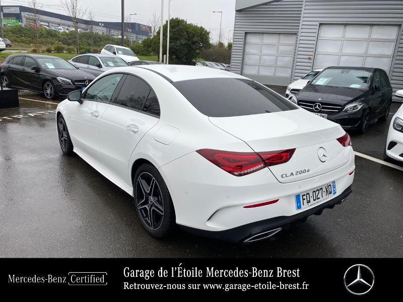 Photo 3 de l'offre de MERCEDES-BENZ CLA 200 d 150ch AMG Line 8G-DCT à 39790€ chez Garage de l'Étoile - Mercedes-Benz Brest