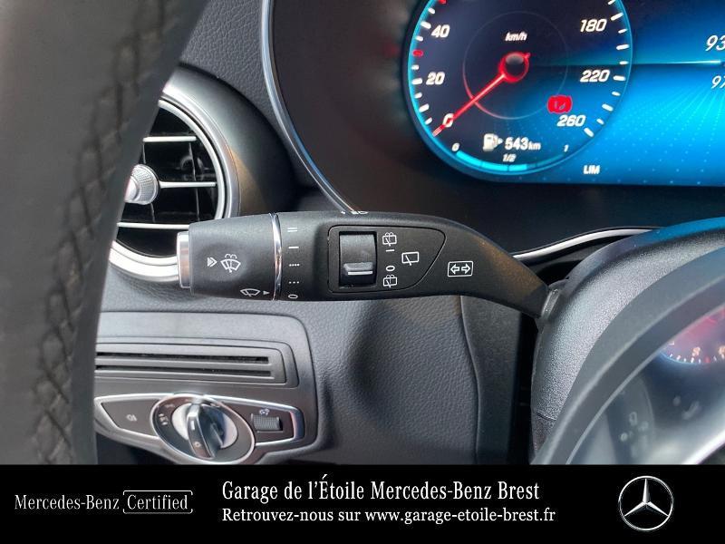 Photo 25 de l'offre de MERCEDES-BENZ GLC 220 d 194ch AMG Line 4Matic Launch Edition 9G-Tronic à 54490€ chez Garage de l'Étoile - Mercedes-Benz Brest