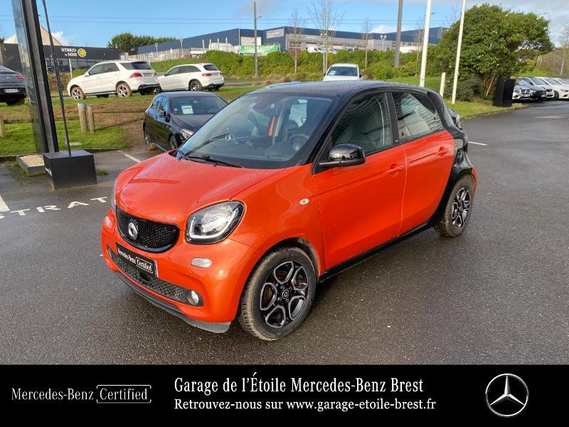 Photo 30 de l'offre de SMART Forfour Electrique 82ch prime à 12890€ chez Garage de l'Étoile - Mercedes-Benz Brest