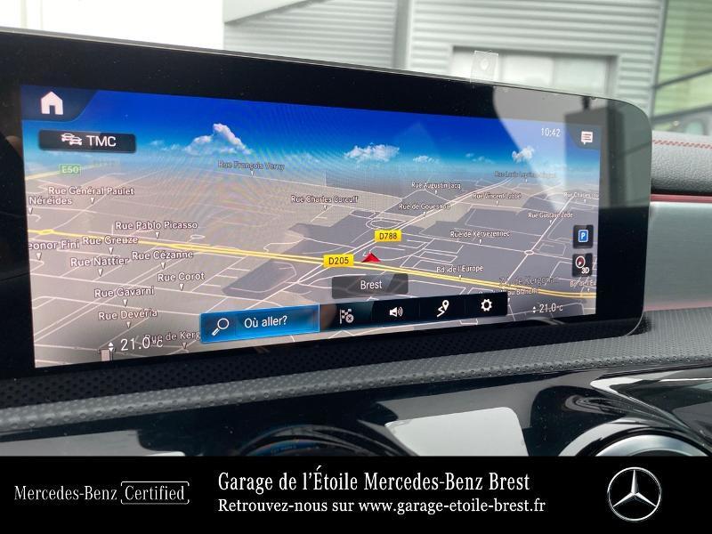 Photo 8 de l'offre de MERCEDES-BENZ CLA Shooting Brake 200 d 150ch AMG Line 8G-DCT à 41390€ chez Garage de l'Étoile - Mercedes-Benz Brest