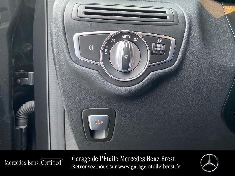 Photo 21 de l'offre de MERCEDES-BENZ GLC 220 d 194ch AMG Line 4Matic Launch Edition 9G-Tronic à 54490€ chez Garage de l'Étoile - Mercedes-Benz Brest