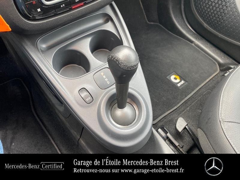 Photo 10 de l'offre de SMART Forfour Electrique 82ch prime à 12890€ chez Garage de l'Étoile - Mercedes-Benz Brest