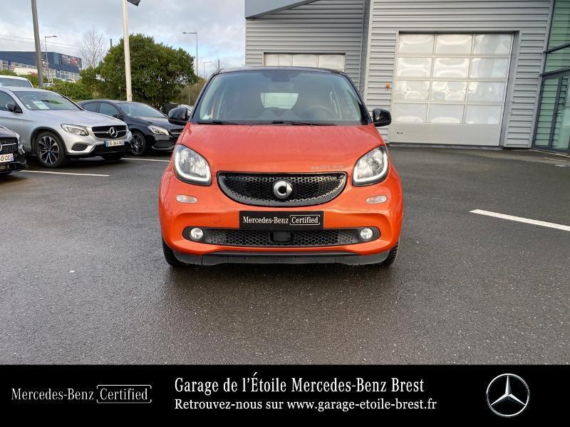 Photo 5 de l'offre de SMART Forfour Electrique 82ch prime à 12890€ chez Garage de l'Étoile - Mercedes-Benz Brest