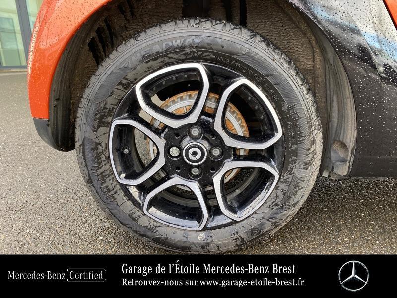 Photo 15 de l'offre de SMART Forfour Electrique 82ch prime à 12890€ chez Garage de l'Étoile - Mercedes-Benz Brest