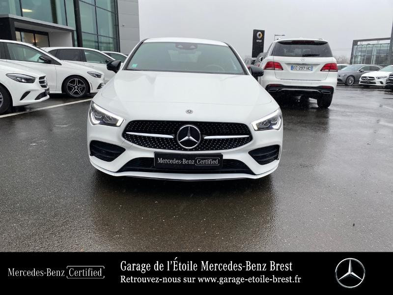 Photo 5 de l'offre de MERCEDES-BENZ CLA 200 d 150ch AMG Line 8G-DCT à 39790€ chez Garage de l'Étoile - Mercedes-Benz Brest