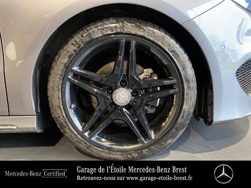 Photo 16 de l'offre de MERCEDES-BENZ Classe B 200 CDI Fascination 7G-DCT à 20890€ chez Garage de l'Étoile - Mercedes-Benz Brest
