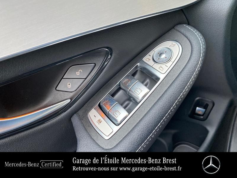 Photo 22 de l'offre de MERCEDES-BENZ GLC 220 d 194ch AMG Line 4Matic Launch Edition 9G-Tronic à 54490€ chez Garage de l'Étoile - Mercedes-Benz Brest
