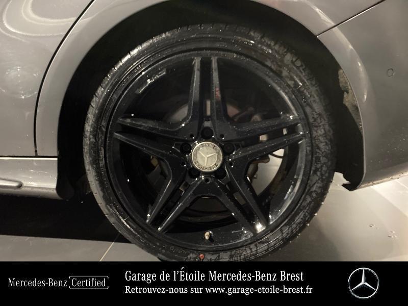 Photo 14 de l'offre de MERCEDES-BENZ Classe B 200 CDI Fascination 7G-DCT à 20890€ chez Garage de l'Étoile - Mercedes-Benz Brest