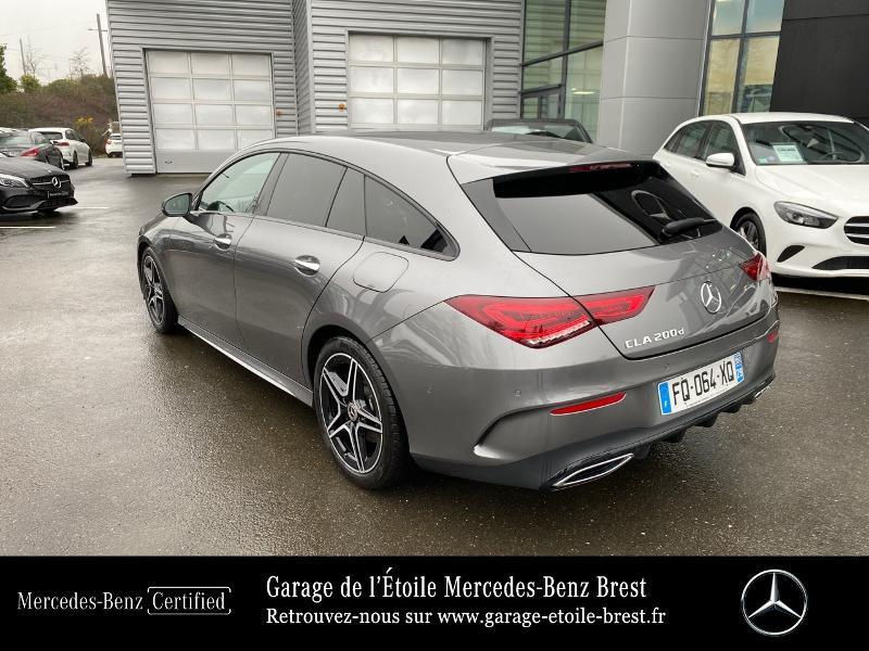 Photo 3 de l'offre de MERCEDES-BENZ CLA Shooting Brake 200 d 150ch AMG Line 8G-DCT à 41390€ chez Garage de l'Étoile - Mercedes-Benz Brest