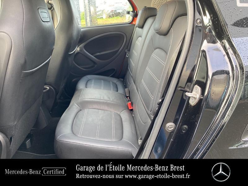 Photo 11 de l'offre de SMART Forfour Electrique 82ch prime à 12890€ chez Garage de l'Étoile - Mercedes-Benz Brest