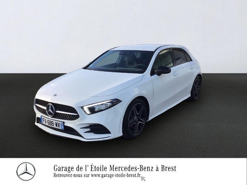 Photo 1 de l'offre de MERCEDES-BENZ Classe A 200 d 150ch AMG Line 8G-DCT à 37590€ chez Garage de l'Étoile - Mercedes-Benz Brest