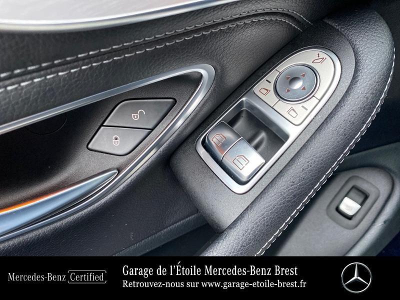 Photo 20 de l'offre de MERCEDES-BENZ Classe C Coupe 220 d 194ch AMG Line 9G-Tronic Euro6d-T à 43890€ chez Garage de l'Étoile - Mercedes-Benz Brest
