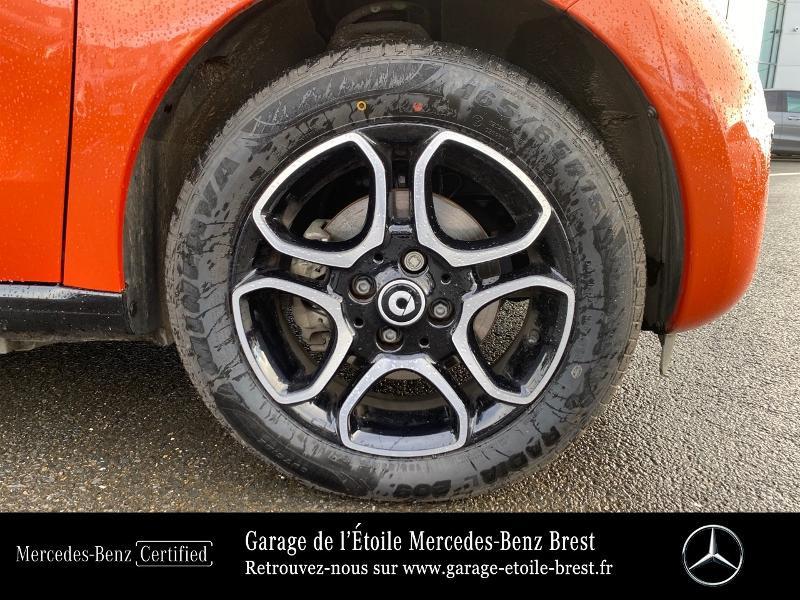 Photo 16 de l'offre de SMART Forfour Electrique 82ch prime à 12890€ chez Garage de l'Étoile - Mercedes-Benz Brest