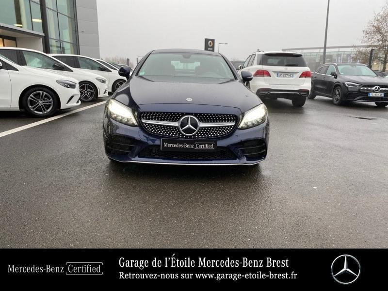 Photo 5 de l'offre de MERCEDES-BENZ Classe C Coupe 220 d 194ch AMG Line 9G-Tronic Euro6d-T à 43890€ chez Garage de l'Étoile - Mercedes-Benz Brest