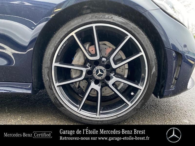 Photo 16 de l'offre de MERCEDES-BENZ Classe C Coupe 220 d 194ch AMG Line 9G-Tronic Euro6d-T à 43890€ chez Garage de l'Étoile - Mercedes-Benz Brest