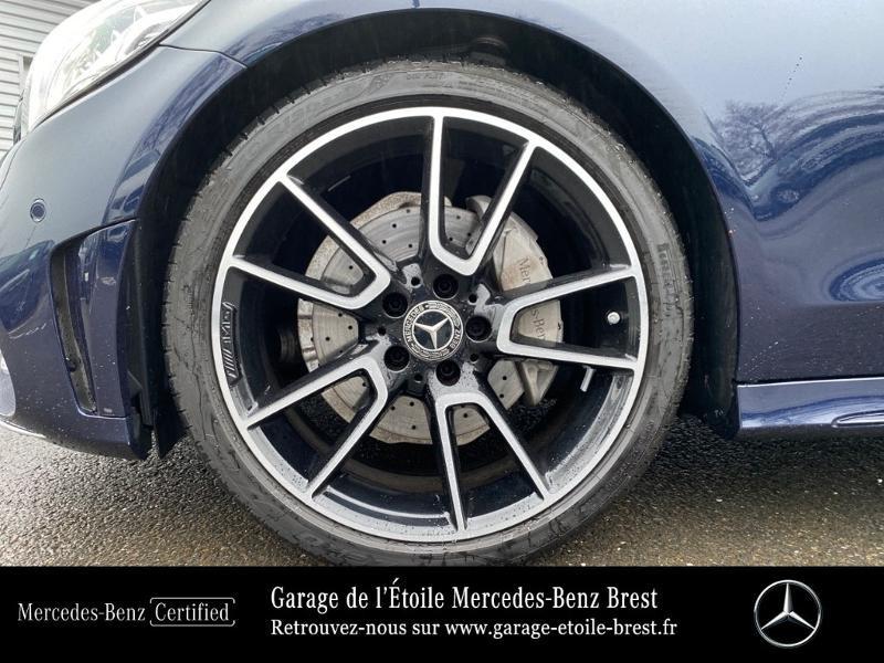 Photo 13 de l'offre de MERCEDES-BENZ Classe C Coupe 220 d 194ch AMG Line 9G-Tronic Euro6d-T à 43890€ chez Garage de l'Étoile - Mercedes-Benz Brest