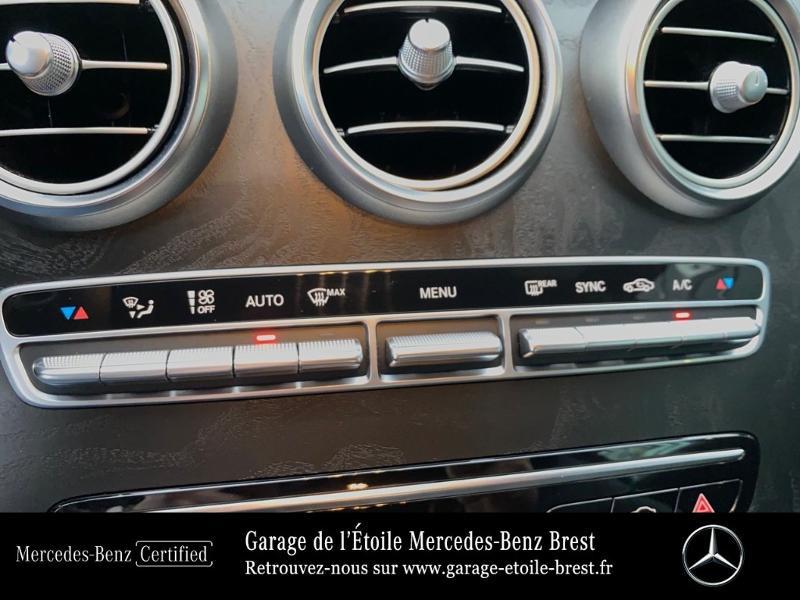 Photo 27 de l'offre de MERCEDES-BENZ Classe C Coupe 220 d 194ch AMG Line 9G-Tronic Euro6d-T à 43890€ chez Garage de l'Étoile - Mercedes-Benz Brest
