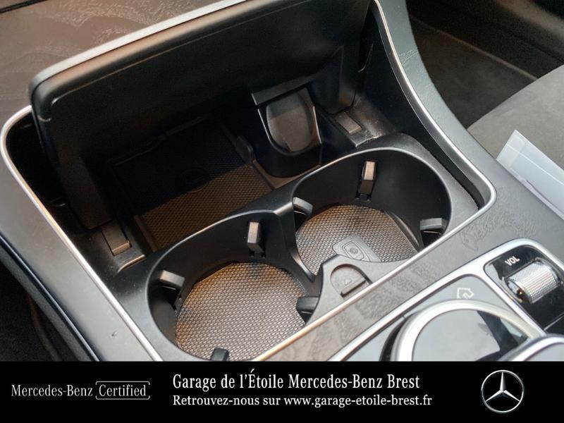 Photo 24 de l'offre de MERCEDES-BENZ Classe C Coupe 220 d 194ch AMG Line 9G-Tronic Euro6d-T à 43890€ chez Garage de l'Étoile - Mercedes-Benz Brest