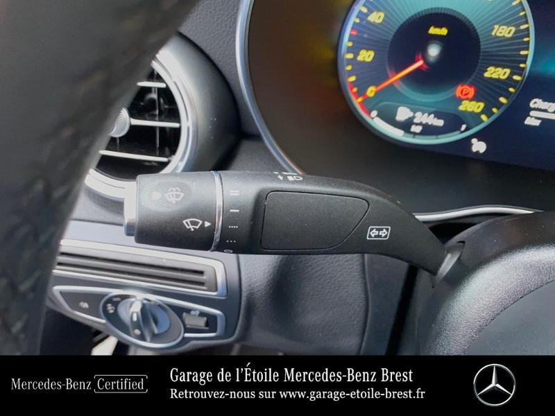Photo 23 de l'offre de MERCEDES-BENZ Classe C Coupe 220 d 194ch AMG Line 9G-Tronic Euro6d-T à 43890€ chez Garage de l'Étoile - Mercedes-Benz Brest