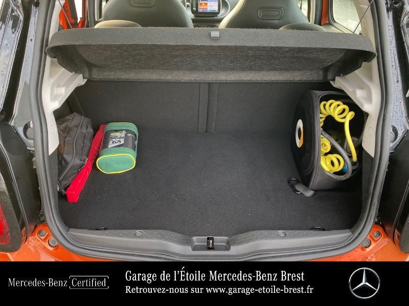 Photo 12 de l'offre de SMART Forfour Electrique 82ch prime à 12890€ chez Garage de l'Étoile - Mercedes-Benz Brest