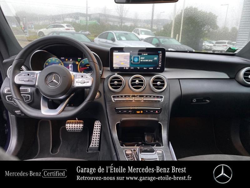 Photo 6 de l'offre de MERCEDES-BENZ Classe C Coupe 220 d 194ch AMG Line 9G-Tronic Euro6d-T à 43890€ chez Garage de l'Étoile - Mercedes-Benz Brest
