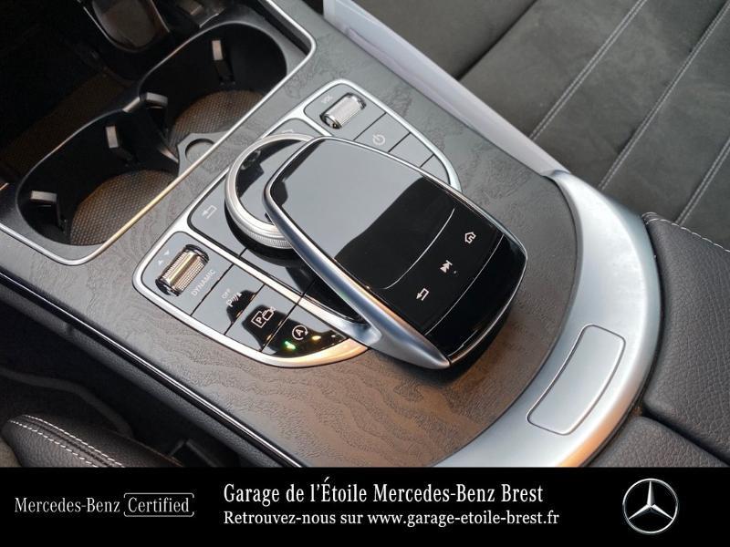 Photo 25 de l'offre de MERCEDES-BENZ Classe C Coupe 220 d 194ch AMG Line 9G-Tronic Euro6d-T à 43890€ chez Garage de l'Étoile - Mercedes-Benz Brest