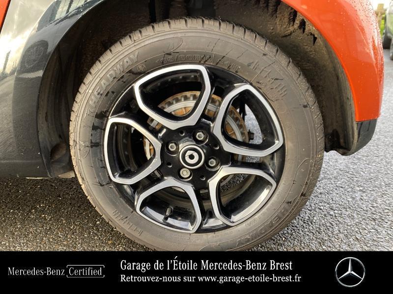 Photo 14 de l'offre de SMART Forfour Electrique 82ch prime à 12890€ chez Garage de l'Étoile - Mercedes-Benz Brest