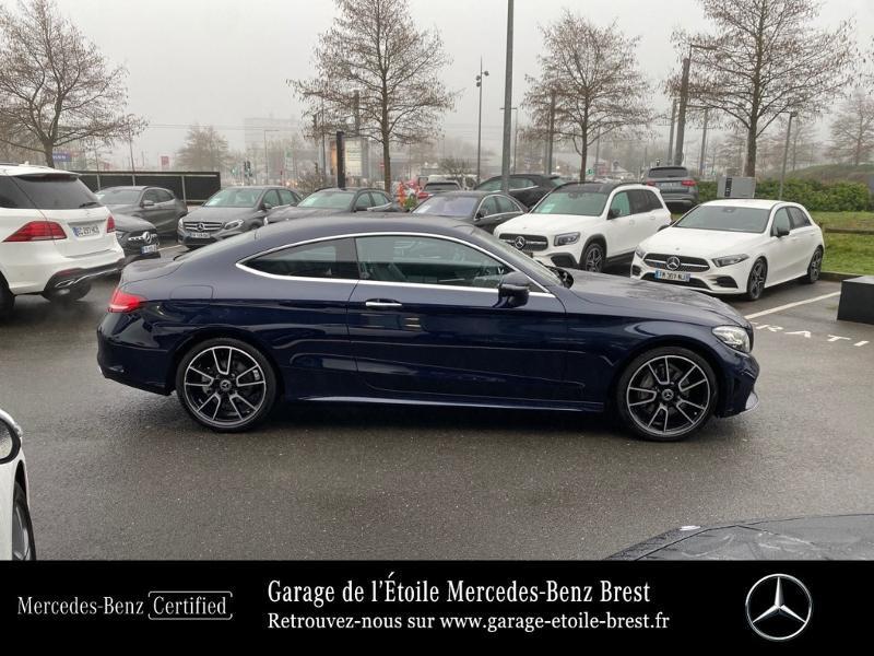 Photo 4 de l'offre de MERCEDES-BENZ Classe C Coupe 220 d 194ch AMG Line 9G-Tronic Euro6d-T à 43890€ chez Garage de l'Étoile - Mercedes-Benz Brest
