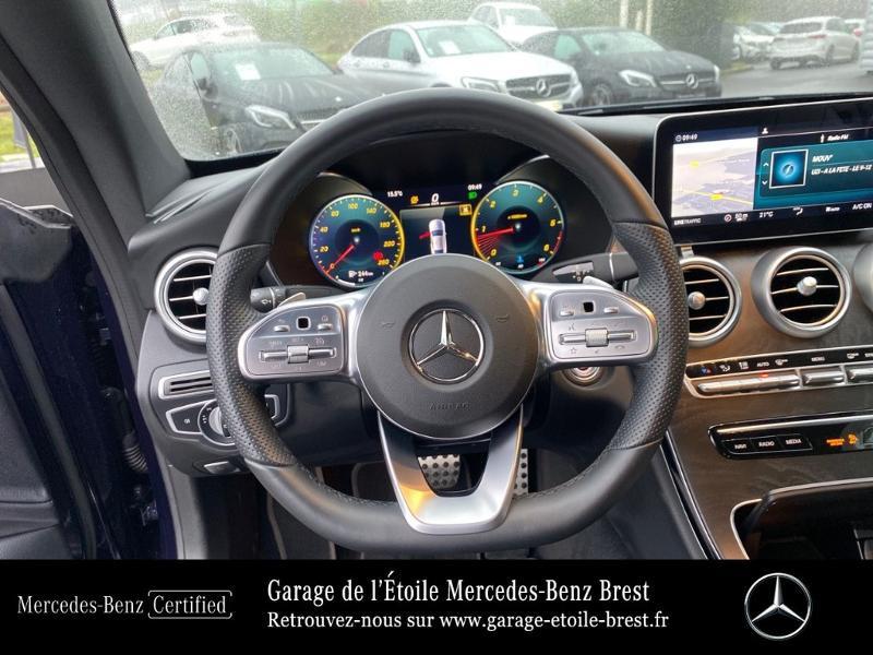 Photo 7 de l'offre de MERCEDES-BENZ Classe C Coupe 220 d 194ch AMG Line 9G-Tronic Euro6d-T à 43890€ chez Garage de l'Étoile - Mercedes-Benz Brest