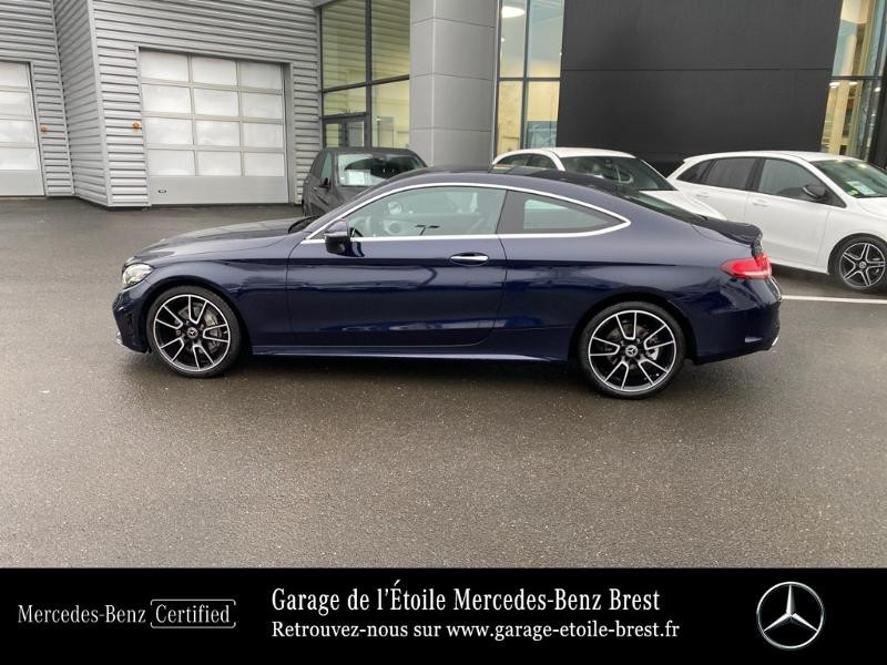 Photo 2 de l'offre de MERCEDES-BENZ Classe C Coupe 220 d 194ch AMG Line 9G-Tronic Euro6d-T à 43890€ chez Garage de l'Étoile - Mercedes-Benz Brest