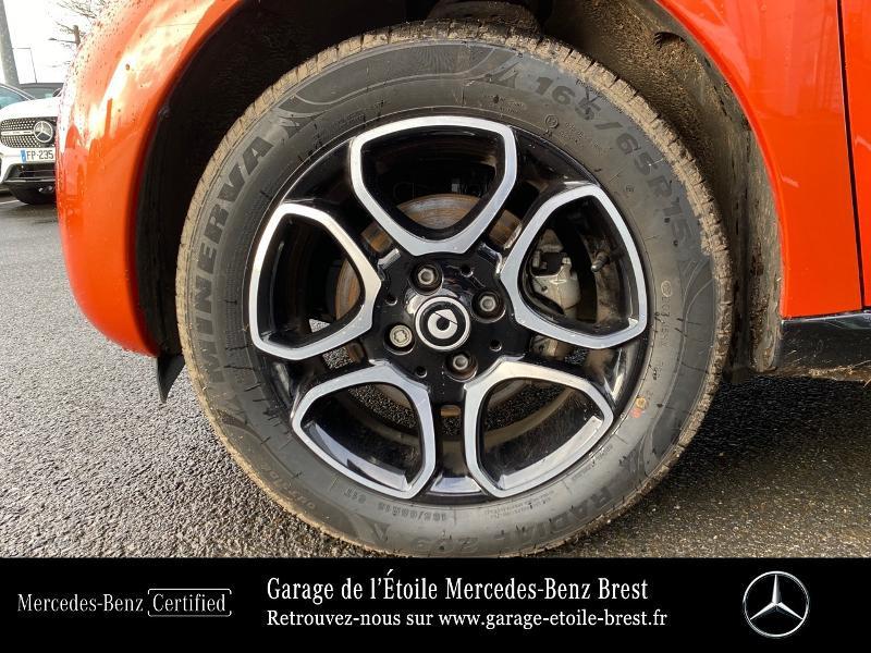 Photo 13 de l'offre de SMART Forfour Electrique 82ch prime à 12890€ chez Garage de l'Étoile - Mercedes-Benz Brest