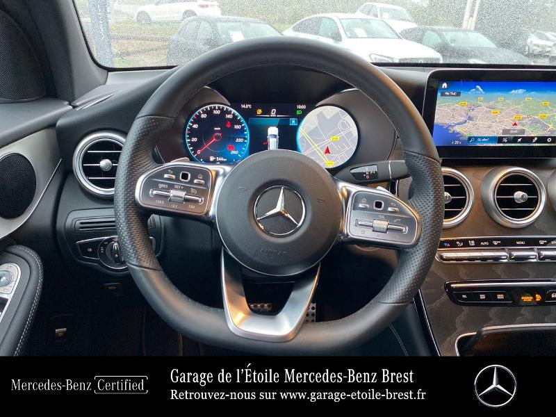 Photo 7 de l'offre de MERCEDES-BENZ GLC 220 d 194ch AMG Line 4Matic Launch Edition 9G-Tronic à 54490€ chez Garage de l'Étoile - Mercedes-Benz Brest