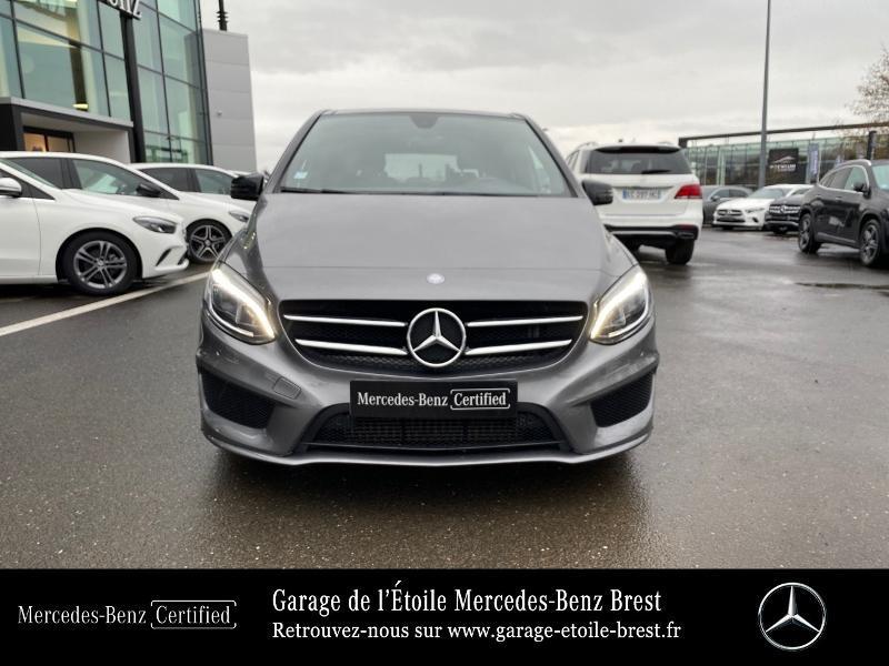 Photo 5 de l'offre de MERCEDES-BENZ Classe B 200 CDI Fascination 7G-DCT à 20890€ chez Garage de l'Étoile - Mercedes-Benz Brest