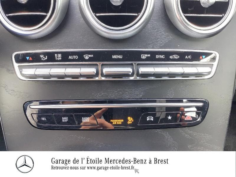 Photo 22 de l'offre de MERCEDES-BENZ GLC Coupe 300 258ch EQ Boost AMG Line 4Matic 9G-Tronic Euro6d-T-EVAP-ISC à 63990€ chez Garage de l'Étoile - Mercedes-Benz Brest