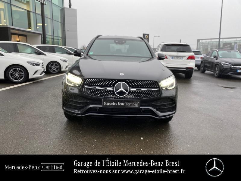 Photo 5 de l'offre de MERCEDES-BENZ GLC 220 d 194ch AMG Line 4Matic Launch Edition 9G-Tronic à 54490€ chez Garage de l'Étoile - Mercedes-Benz Brest
