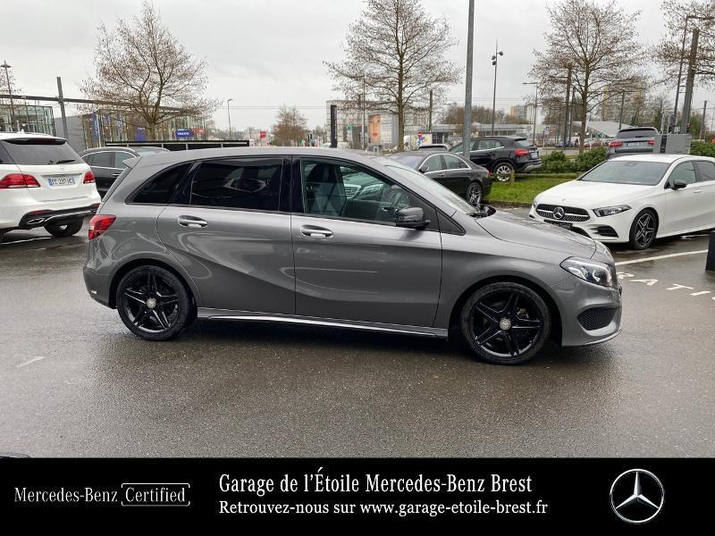 Photo 4 de l'offre de MERCEDES-BENZ Classe B 200 CDI Fascination 7G-DCT à 20890€ chez Garage de l'Étoile - Mercedes-Benz Brest